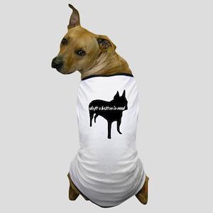 Adopt a Boston Silhouette Dog T-Shirt