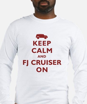 keep-calm-fl-circle Long Sleeve T-Shirt