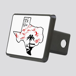 guam Rectangular Hitch Cover