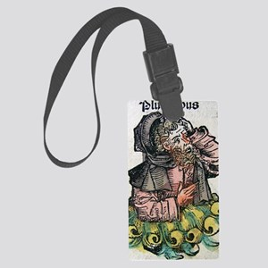 Plutarch XCIr Large Luggage Tag