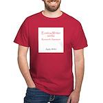 Seeks Research Assistant Dark T-Shirt
