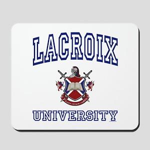 LACROIX University Mousepad