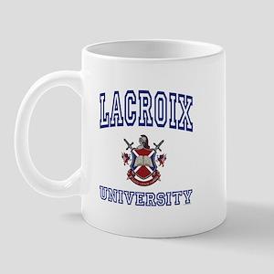 LACROIX University Mug
