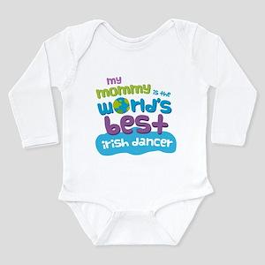 Irish Dancer Gift for Kids Infant Bodysuit Body Su