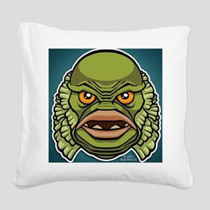 ipadsleeve_img_creature Square Canvas Pillow