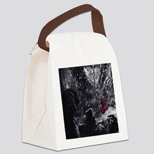 Little Red Riding Hood 1 Canvas Lunch Bag