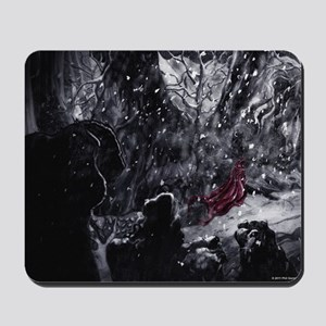 Little Red Riding Hood 1 Mousepad