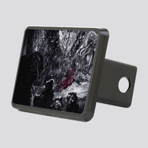 Little Red Riding Hood 1 Rectangular Hitch Cover
