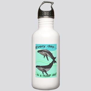 humpback shirt Stainless Water Bottle 1.0L