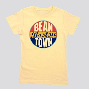 Boston Vintage Label W Girl's Tee