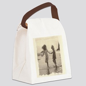 come with me sea shirt Canvas Lunch Bag