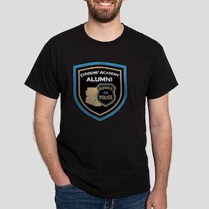 outline final 1 simple 2 Dark T-Shirt