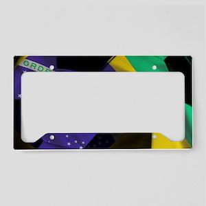 license plate License Plate Holder