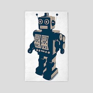 Robot Pacific 3'x5' Area Rug