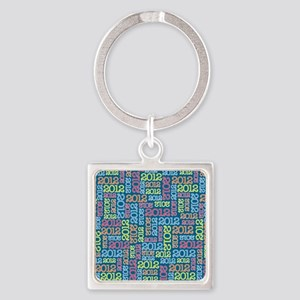 class_of_2012_03 Square Keychain