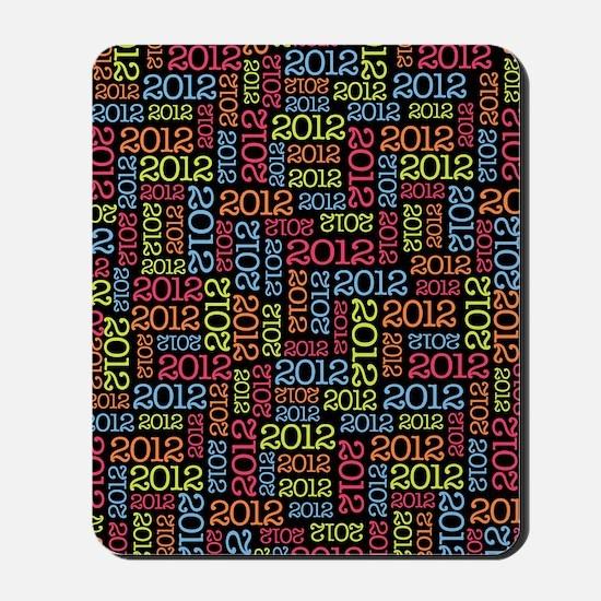 class_of_2012_01 Mousepad