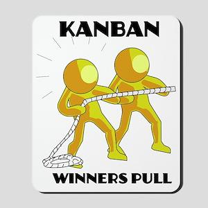 kanban3 Mousepad