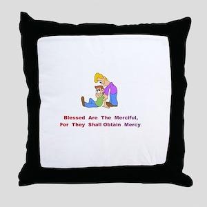 MercifulXXX Throw Pillow
