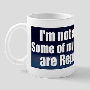 Im Not an Elitist Mug