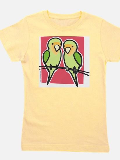 lovebirds Girl's Tee