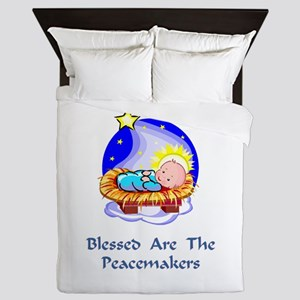 PeacemakersXXX Queen Duvet