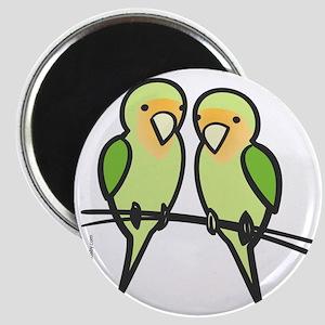 lovebirds_only Magnet