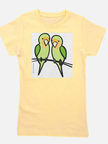 lovebirds_only Girl's Tee