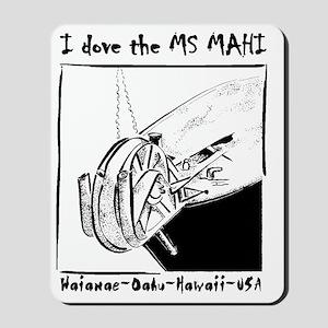 Mahi Mousepad