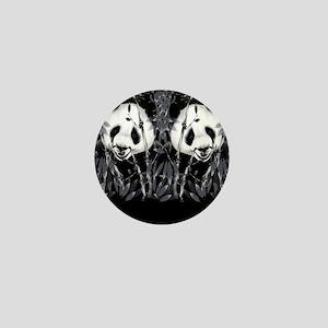 panda_flip_flops Mini Button