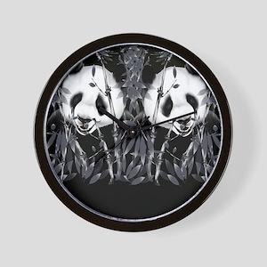 panda_flip_flops Wall Clock