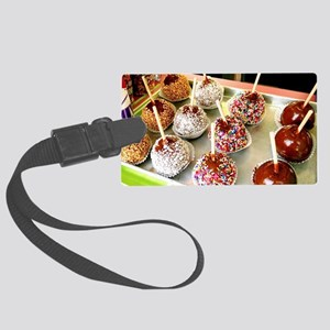 Dipped Applesimg Large Luggage Tag
