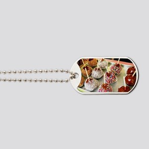 Dipped Applesimg Dog Tags