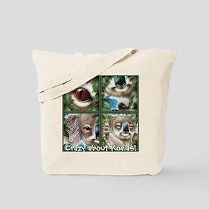 4 Koalas (shoulder bag) Tote Bag