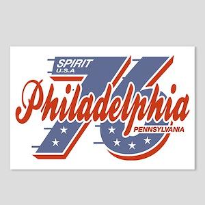 Philadelphia Spirit W Postcards (Package of 8)