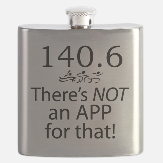Theres Not An App For That in Black Flask