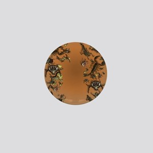 Creepy Bugs_flip_flops Mini Button