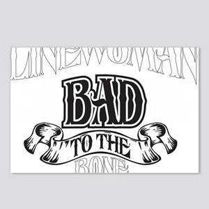 bad to the bone 2 Postcards (Package of 8)