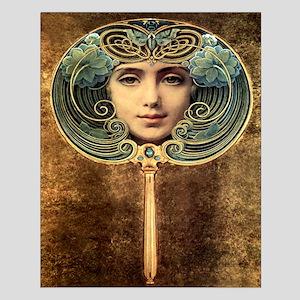 Art Decor Giclee Small Poster