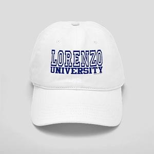 LORENZO University Cap