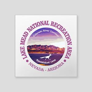 Lake Mead NRA Sticker