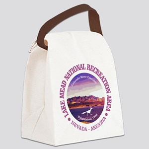 Lake Mead NRA Canvas Lunch Bag