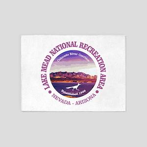 Lake Mead NRA 5'x7'Area Rug
