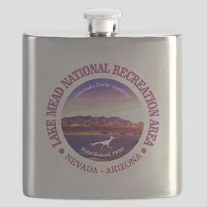 Lake Mead NRA Flask