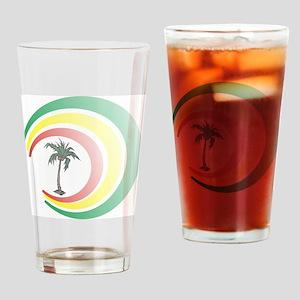 palmera. Drinking Glass