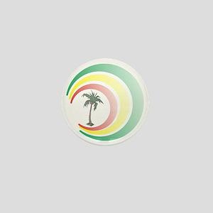 palmera. Mini Button