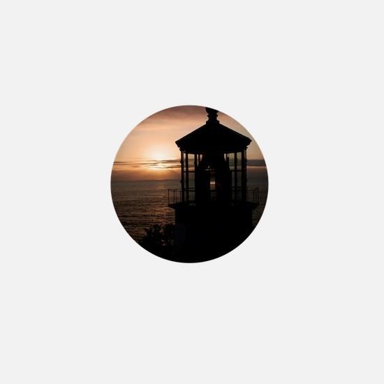 (10) Cape Meares Lighthouse  4973 Mini Button