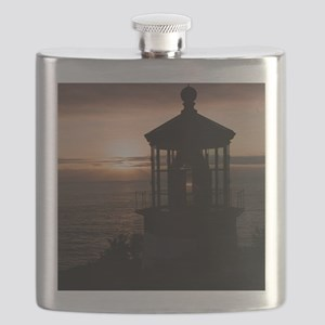 (10) Cape Meares Lighthouse  4973 Flask