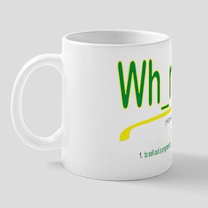 Whoregon 2 Mug