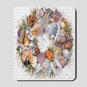 seashell Mousepad