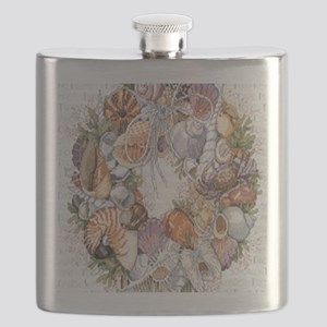 seashell Flask
